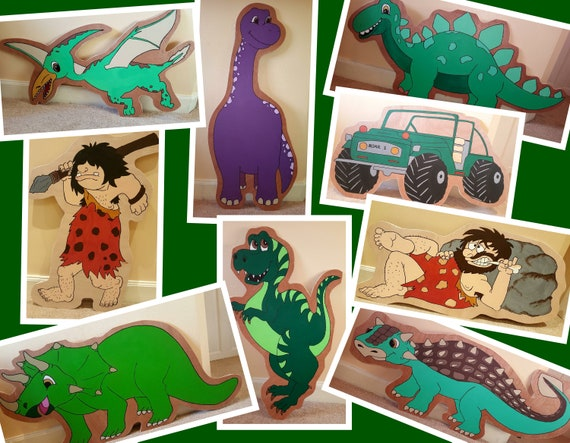 Hire the Dinosaur theme for your party theme/ gala day decorations