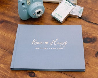 Polaroid Wedding Guest Book.Polaroid Guest Book Etsy