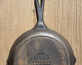 "Lodge USA 8"" Cast Iron 5KS Skillet"