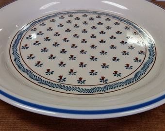"""Sanyei Country Field 12"""" Chop Plate Platter"""