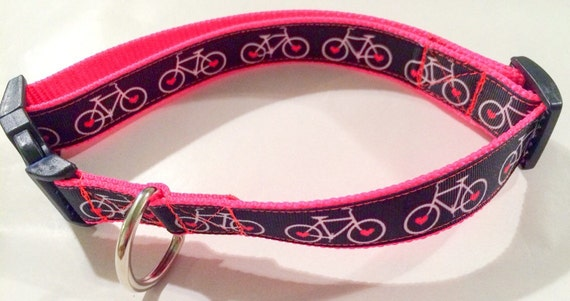 Collier amour vélo