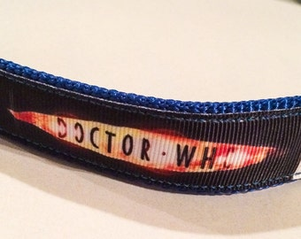Doctor Who leash and/or collar
