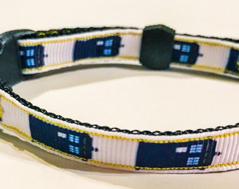 Doctor who inspired collar