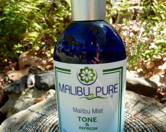 Toner for Rosacea & Sensitive Skin Gentle Calming Organic ingredients