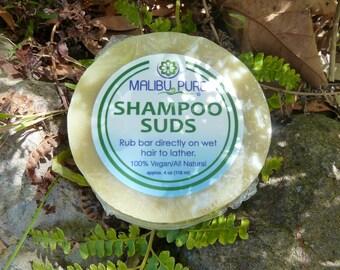Low Histamine/Fragrance Free Shampoo Bar