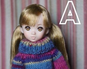 Turtleneck Sweater for Ruruko