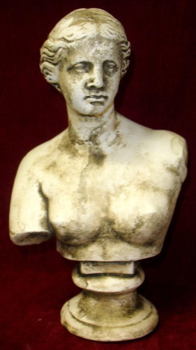 Venus De Busto Estatua Escultura Milo Hogar Decoración Arte xdBohtsQrC