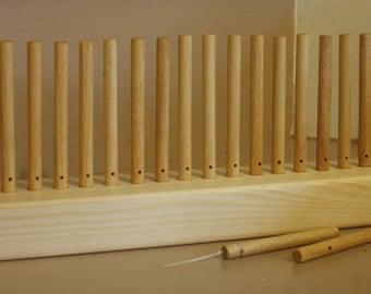Peg Loom - Handmade Medium Size (28 Peg)