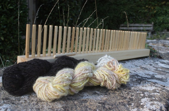 Peg weaving  loom 40 cms