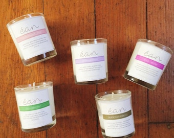 Candle Sample Pack, Mix and Match Scents, Sampler Pack, Unique Candle Set, Glass Candle Set, Votive Candles, Candle Favors