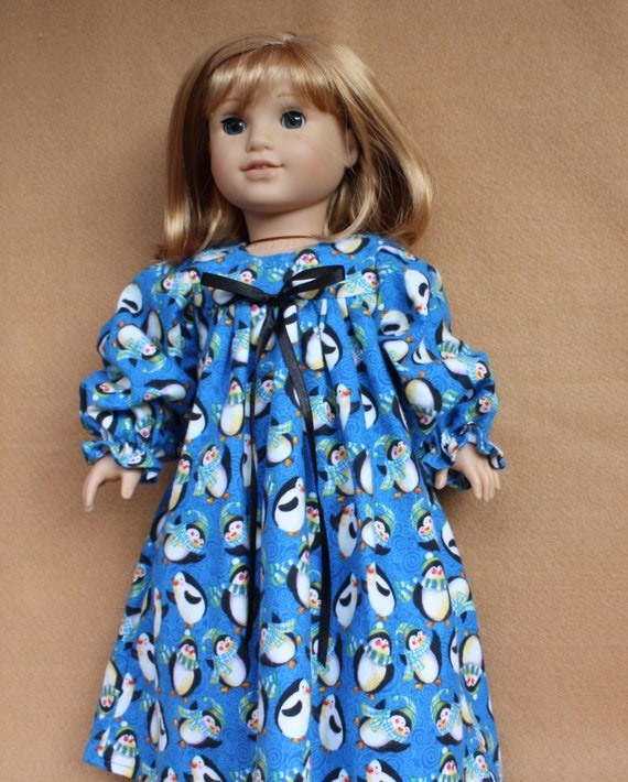 """Penguin Dress Fits 18/"""" American Girl Doll Clothes"""