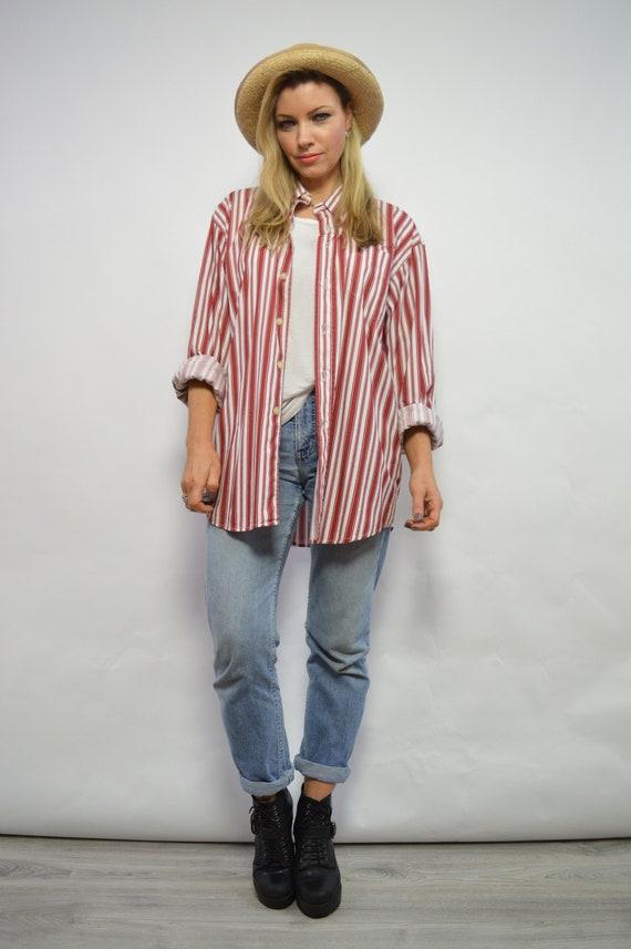 Women's Vintage 70's Wrangler Tee Shirt Boyfriend