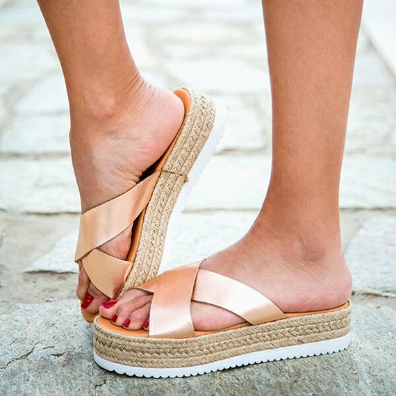sandals wedding flatform sandals gladiator