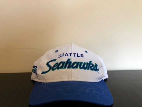 90s Seattle Seahawks Sport Specialties Script Snap