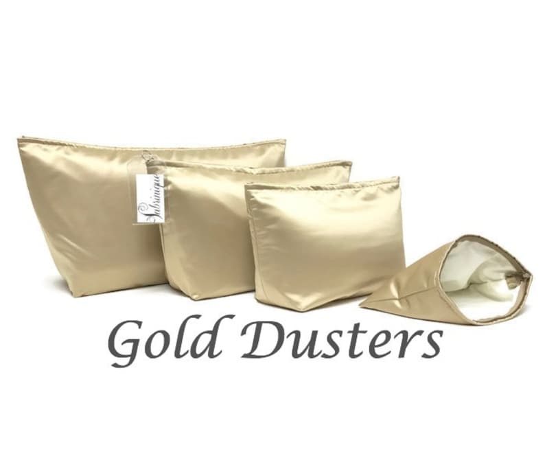 Sold Individually Zippered and Fully Lined FREE SHIPPING Protect your Luxury Handbags Purse Duster Bags 7 Color Choices!
