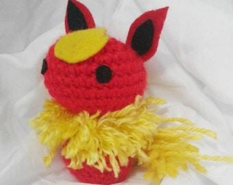Crochet Flareon