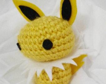 Crochet Jolteon
