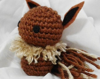 Crochet Eevee
