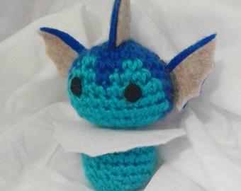 Crochet Vaporeon
