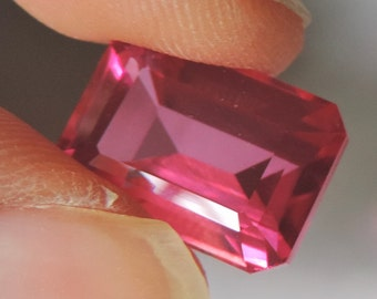 Verneuil synthetic Ruby