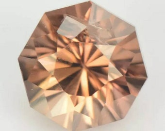 Natural Zircon 1.37cts Si1 from Cambodia. Port offered.