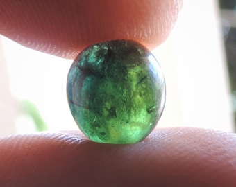 Lazulite cabochon 5.25ct. Extremely rare mineral. Port offered.