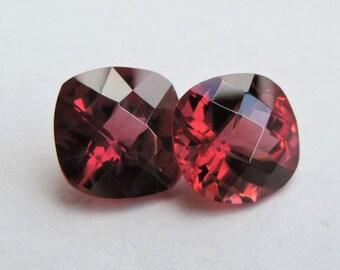 Grenats Rhodolite 6.4 carats. #ROD64