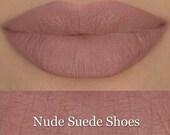 Nude Suede Shoes Liquid Lipstick Matte Liquid Lipstick
