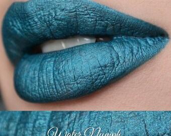 Water Nymph Satin Liquid Lipstick Matte Liquid Lipstick