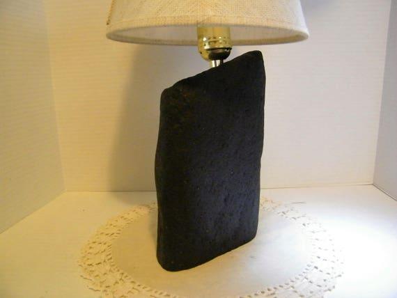 Lamp In Kast : Lamp natural rock lamp natural stone lamp table lamp etsy
