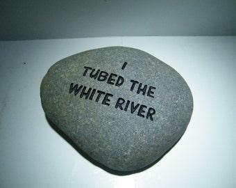 Award Stone/Engraved Stones/ Custom MotivationalStone/Personalized Stone