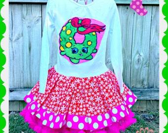shopkins dress etsy