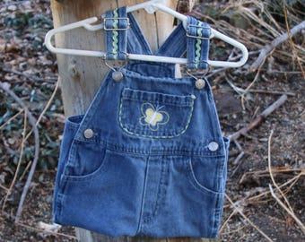 Denim Clothespin Bag, Outdoor Clothespin Bag, Peg Bag, Laundry Buddy