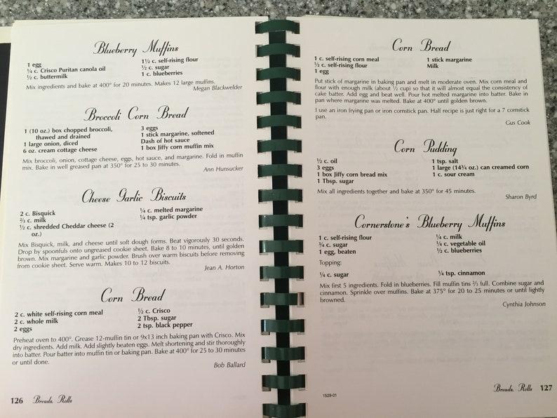 Southern Cookbook South Carolina