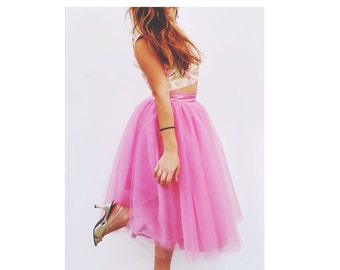 Signature  Tulle Skirt- ALL COLORS