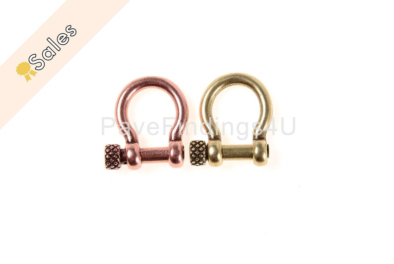 Copper Clasp CL229-E30602 Gemstone Clasp Micro Pave Bead DIY Antique Clasp Steel Clasp Copper Clasps 19x21mm Adjustable Clasp