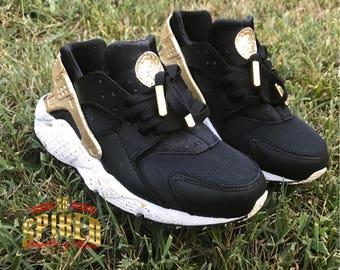 huge discount cd92f 6c4fd Custom Nike Air Huaraches 3 colors no soles strap or | Etsy