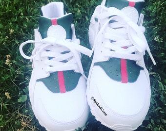 5d98e6c64ab7 Gucci Color Inspired Nike Air Huaraches Custom