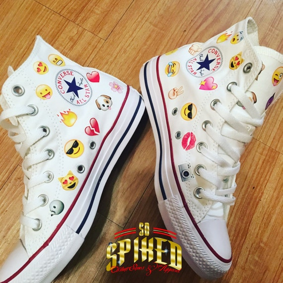 emoji converse shoes Online shopping has never been as easy!