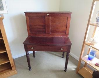 Antique Secretary Desk Etsy >> Secretary Desk Etsy