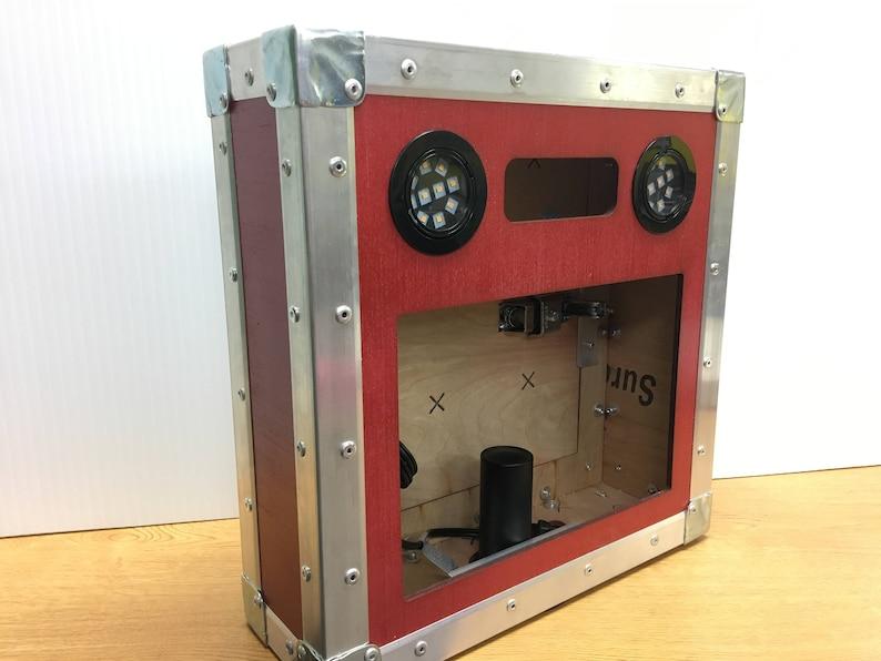 Ultra Portable DIY Photo Booth Shell