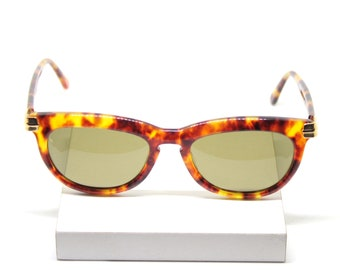 4ad929cd87 POLAROID Hand-Made Collection square NEW VINTAGE sunglasses