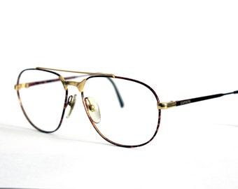 b530ec2c500 Carrera Eyeglasses 5469 Camouflage Frame - 1980s - New Old Stock Never Worn  NOS