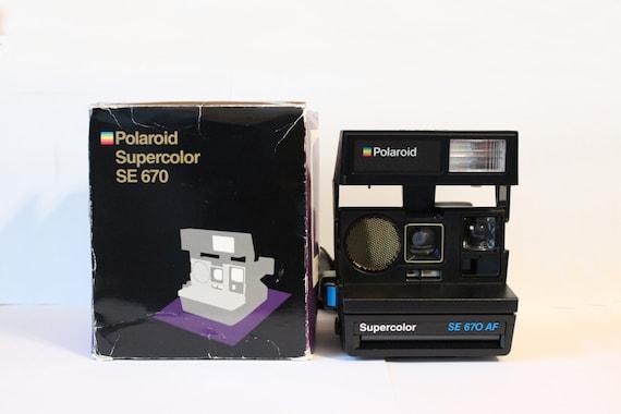 Polaroid Supercolor Sonar SE 670 Edición Especial Incluye   Etsy cc72b0fcf9