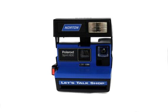 Polaroid Spirit 600 NORTON - Coleccionistas  Incluye embalaje e  instrucciones originales  f2ad772262