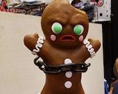 Killer Gingerbread man Chimney lure prop replica