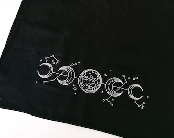 Kitchen towel *Moonphase70x50cm