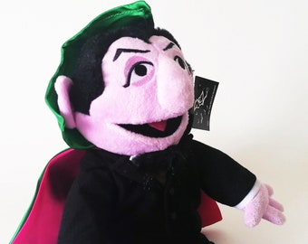 The Count count - Plush Figure