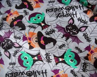 Jersey fabric - Happy Halloween