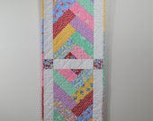 Table Runner, Table Topper, Quilted Table Topper, Table Quilt, Table Linen, Table Quilt